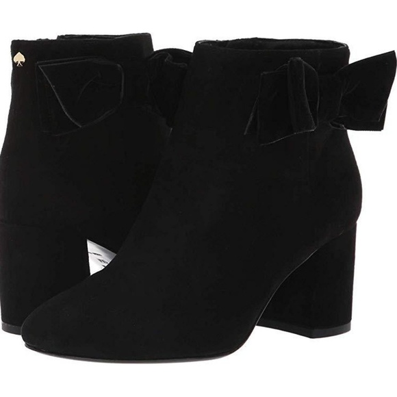 Kate Spade New York Womens Holly Ankle Boot